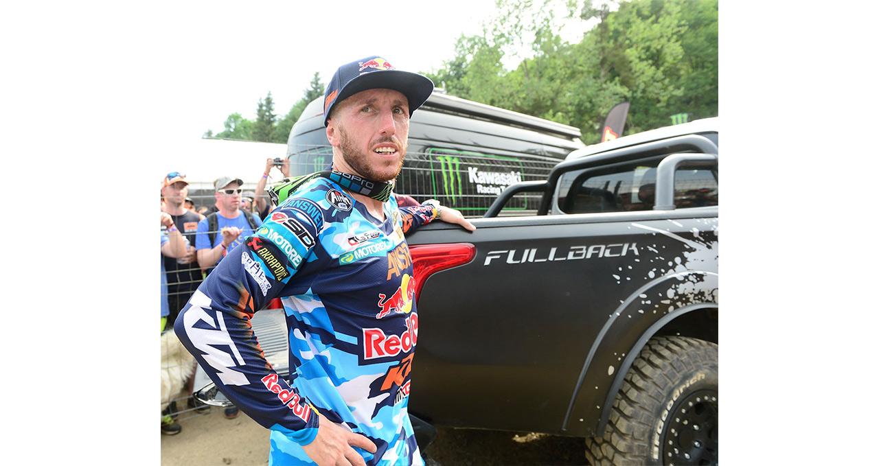 Гамата Fiat Professional го поддржува FIM Motocross World Championship MXGP